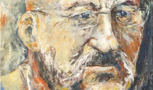 Abstraktes Porträt für Einsteiger