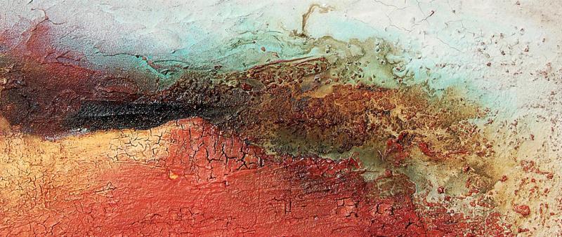 Grundlagenkurs: Farbe - Struktur - Oberfläche